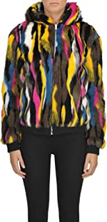 DONDUP Luxury Fashion Womens MCGLCSG000006002I Multicolor Outerwear Jacket | Season Outlet