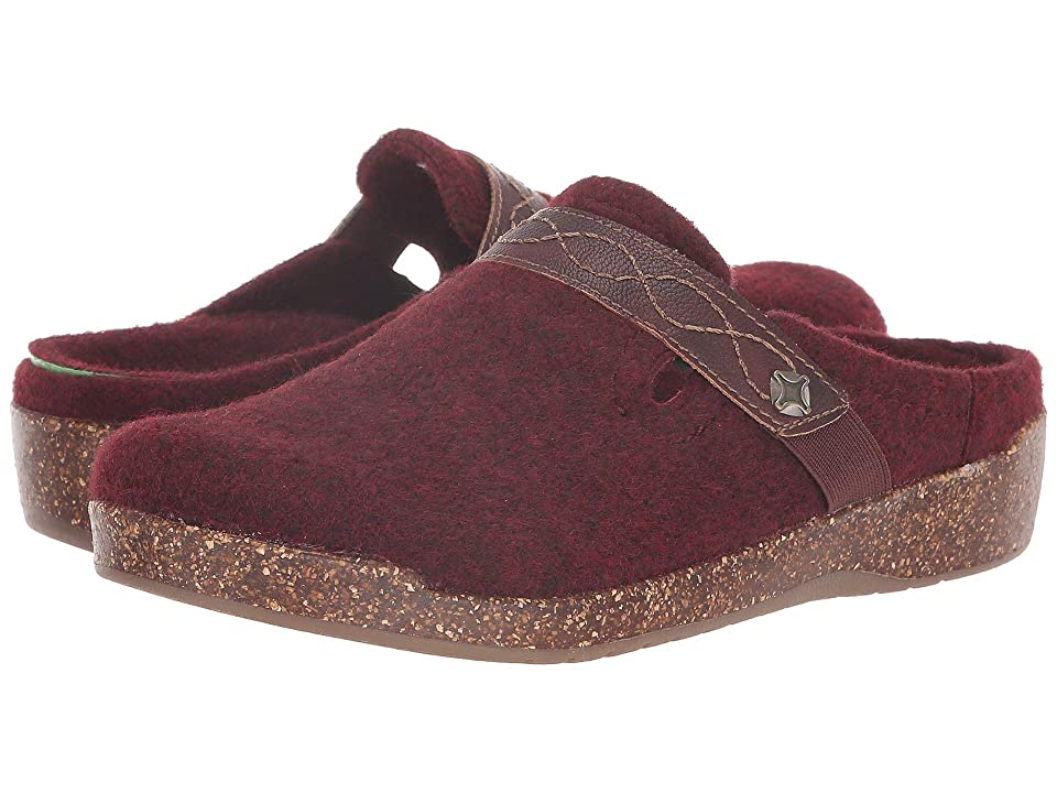 Earth Origins Janet (Merlot/Russet) Women