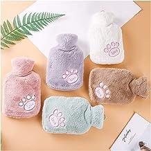 Warm Water Bag 1000ml Leuke Kat Paw Gedrukt Waterfles Hand Warmer Stress Pain Relief Therapie Winter Warme Warmte Hand Voe...