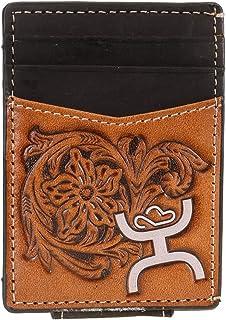 Custom Walking Liberty Half Dollar Heads Ariat Bonz long wallet