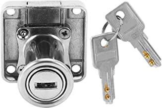 Home sloten Drawer Cabinet deurvergrendeling archiefkast Jewelry Box Lock Office zinklegering Veiligheid Anti-Theft Lock V...