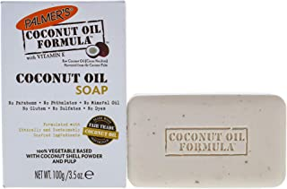 Palmer's Coconut Oil Formula Hand & Body Soap, 3.5 Ounce