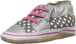 Robeez Girls' Casual Sneaker Soft Soles