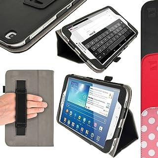 igadgitz U2542 Funda Cuero Compatible con Samsung Galaxy Tab 3 8.0