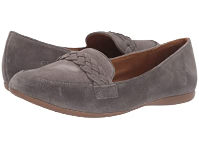 Born Mirror (Dark Grey Suede) Women