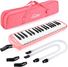 Eastar Melodica Instrument Pianica 37 Keys with Long Pipe 2
