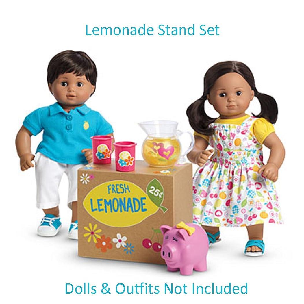 American Girl Bitty Twins Lemonade Stand Set