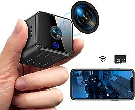 Spy Cameras 10000mAh with 32 GB Memory Card YYLUUT Hidden Camera 1080P 40 Hours Video Recording Mini Secret Recorder Surveillance Camera Covert Night Vision Motion Detection