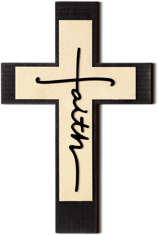 Wall Crosses for Home Decor Fai Faith cheap Wood Ranking TOP13 Sign Cross