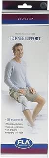 Prolite 3D Knee Support, White, Medium