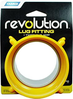 Camco 39491 Revolution Lug Fitting with Twist-It Clamp