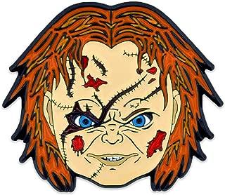 Possessed Doll Halloween Horror Movie Lover Enamel Lapel Pin