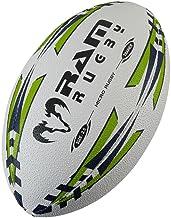 Ram Rugby マイクロトレーナー ラグビーボール - サイズ2.5 - ライムグリーン