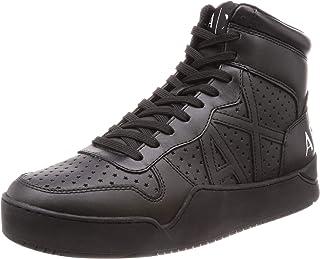 Men's Perforated High Top Sneaker