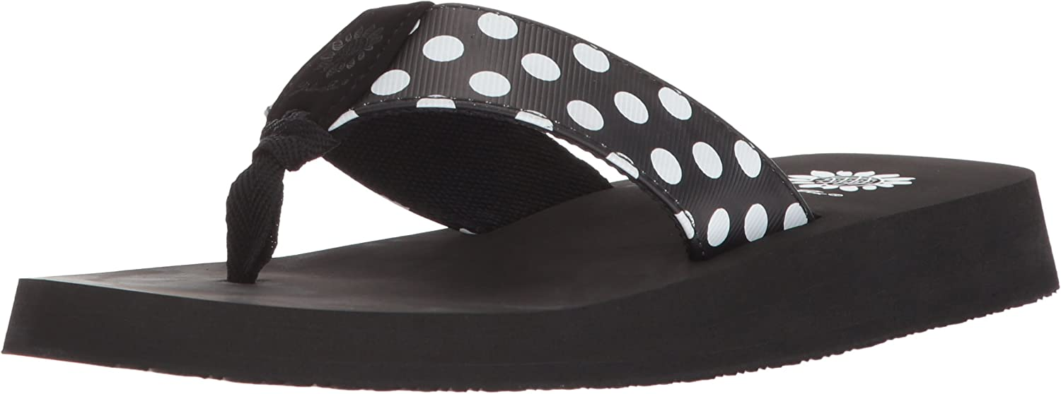Yellow Box Womens Zadie Flip-Flop