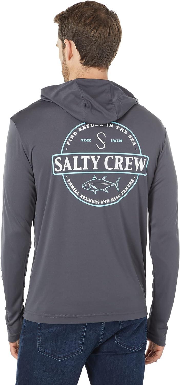 Salty Crew Deep Sea Hood Rashguard