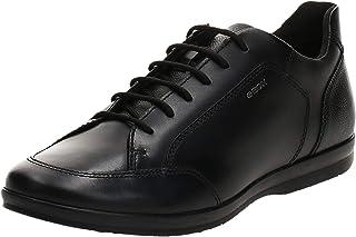 Geox U Adrien A, Zapatos de Cordones Derby Hombre