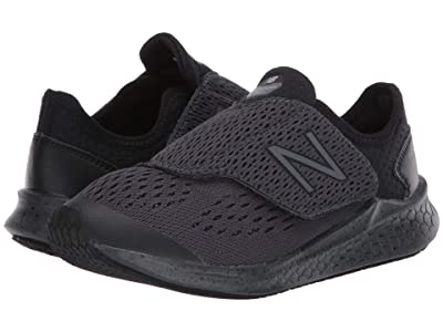 New Balance Kids Fresh Foam Fast (Little Kid) (Orca/Black) Boys Shoes