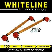 Whiteline front Sway bar - link kit extra heavy duty adjustable steel ball