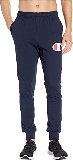 Classic Jersey Graphic Jogger - Y06591