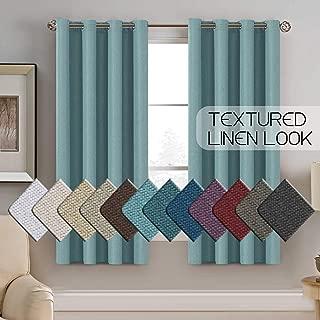 Best burlap and linen curtains Reviews