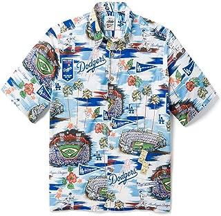 Men's Los Angeles Dodgers MLB Classic Fit Hawaiian Shirt