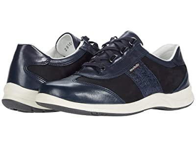 Mephisto Liria (Deep Blue Silk) Women