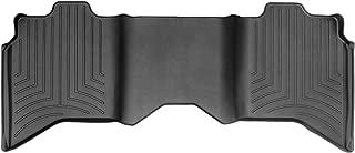 WeatherTech Custom Fit Rear FloorLiner for Select Dodge Ram Models (Black) - 442163