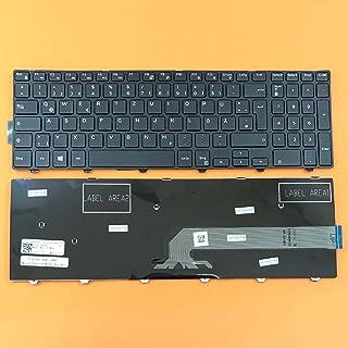 kompatibel für DELL Vostro 15 3558, 15 3568 Tastatur   Farbe: schwarz   Deutsches Tastaturlayout