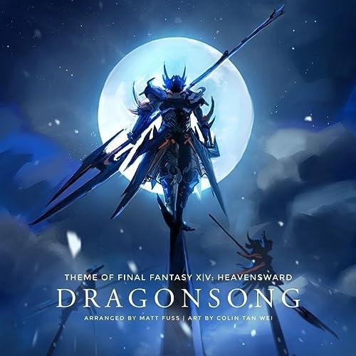 Dragoon ff14 heavensward