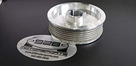 procharger pulleys