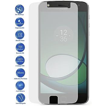 Todotumovil Protector de Pantalla Motorola Moto Z Play de Cristal ...