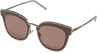نظارة شمسية بيضاوية الشكل للنساء من جيمي تشو