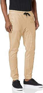 WT02 Men's Twill Jogger Pants