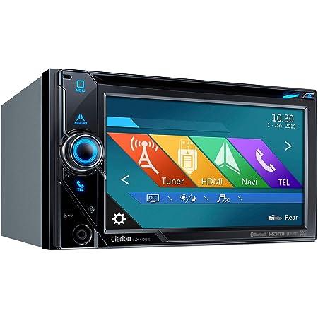 Clarion Nx502trk Doppel Din Navigationssystem Für Lkw Elektronik