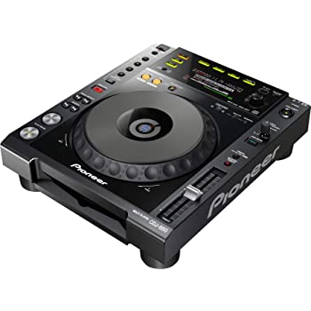 Pioneer DJ用CDプレーヤー ブラック CDJ-850-K
