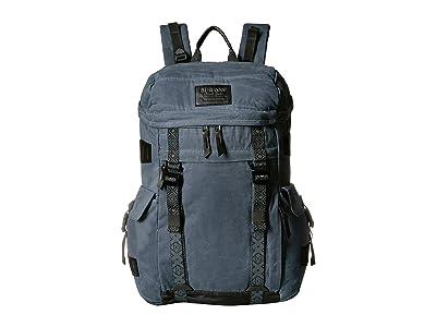 Burton Annex Pack (Dark Slate Waxed Canvas) Day Pack Bags