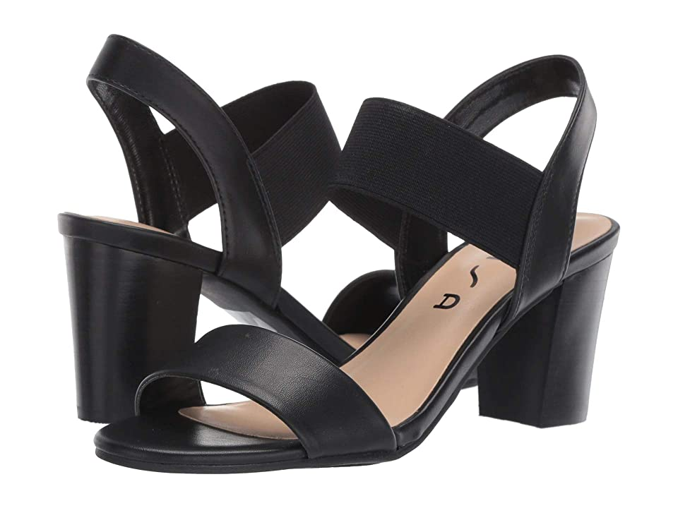 Unisa Prizza (Black) High Heels
