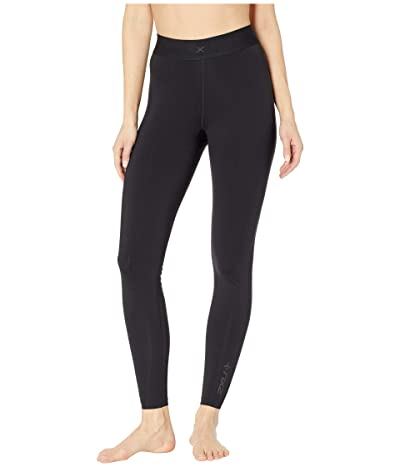 2XU Flight Compression Tights (Black/Black) Women