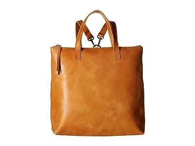ABLE Abera Backpack (Cognac) Backpack Bags