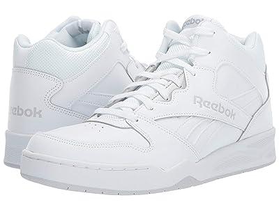 Reebok Lifestyle Royal BB4500H2 XE (White/Light Grey Heather Solid Grey) Men
