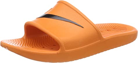 zapatos de otoño mayor selección replicas Amazon.es: chanclas nike hombre - Naranja