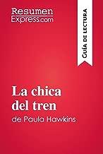 La chica del tren de Paula Hawkins (Guía de lectura): Resumen y análisis completo (Spanish Edition)