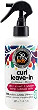 SoCozy Leave-In Conditioner For Kids Hair | Detangles and Restores Curls | 8 fl oz | No..