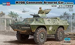 Hobby Boss M706 Commando Armored Car Vietnam Vehicle Model Building Kit
