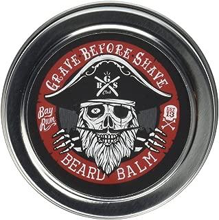 Grave Before Shave™ Bay Rum Beard Balm (4 oz)