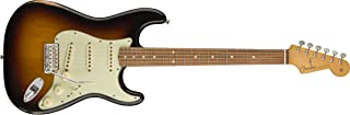Fender Road Worn '60s Stratocaster PF 3TS · Guitarra eléctrica