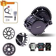 Bafang 1000w Mid Drive 8fun BBSHD BBS03 E-Bike Kit Bicycle Motor Kit Electric Bike Conversion Kit Electrical Kits for MTB ...
