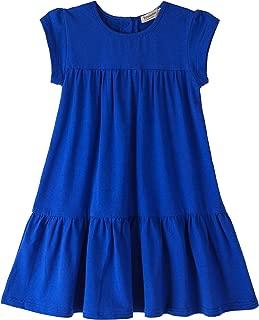 girls blue tunic