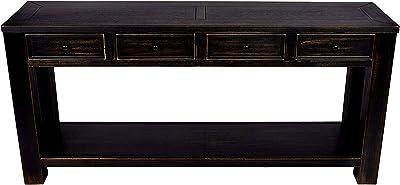 Amazon Com International Concepts Ot 9s Shaker Sofa Table